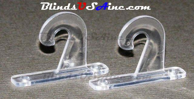 Mini Blind Hold Down Brackets