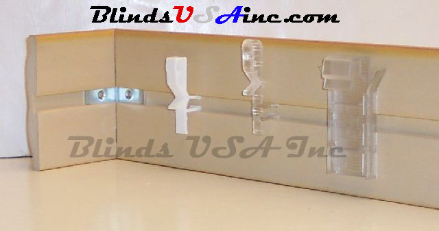 Valance Clips For Window Blinds And Shades Blinds Usa Inc