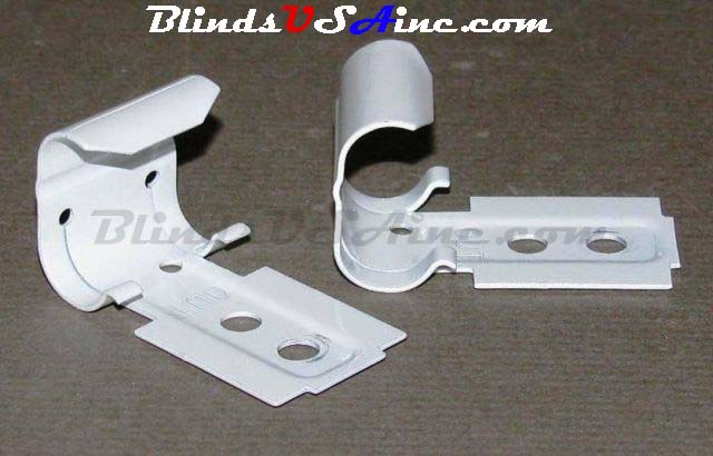 Kirsch and Graber basic white Traverse Rod and Curtain Rod parts ...