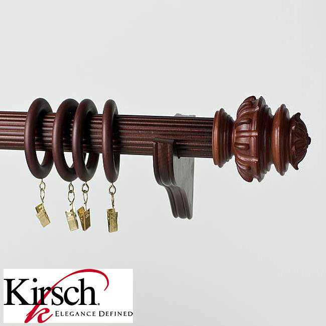 We Carry The Full Line Of Kirsch And Graber Drapery Hardware