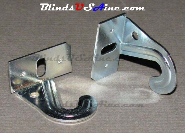 Hold Down Brackets For Blinds And Shades Blinds Usa Inc