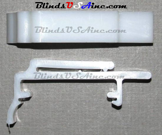 Dust Cover Valance Clip