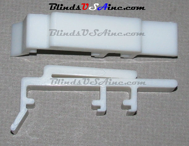 dust cover Valance Clip will fit graber g-lite and g71 super view headrail
