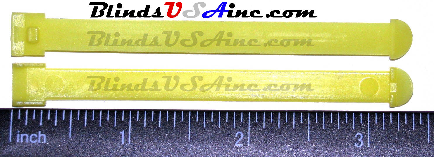 Vertical Blind Carrier Strap- yellow