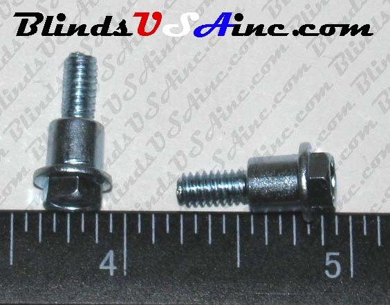 Kirsch Baton Head Screw with Hex Washer size, Item # DRP-94166, Part # 94166.061