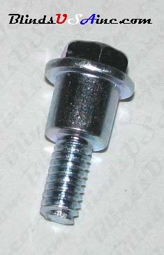 Kirsch Baton Head Screw with Hex Washer, Item # DRP-94166, Part # 94166.061