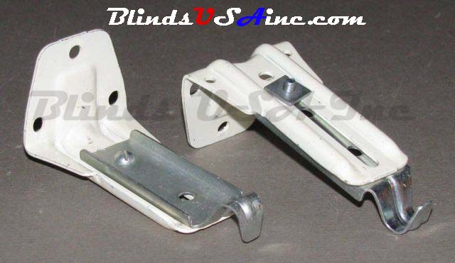 Kirsch Continental Support Bracket, 3-1/2 to 5 inch Clearance, Item # DRP-UBR35, Part #6714R