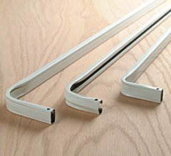 Drapery Parts And Hardware Traverse Rods Curtain Rods
