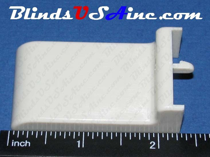 Kirsch Decorative Rod Support Bracket Cover, Finish Off White, Item # DRP-DEC3CAP, Part # 51238, image3