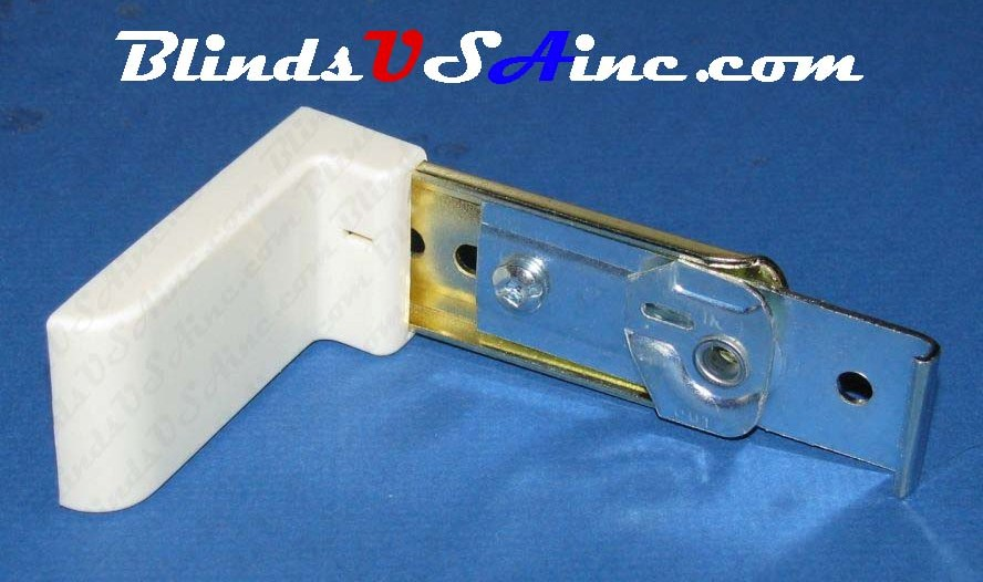 Kirsch Decorative Rod Support Bracket Cover, Finish Off White, Item # DRP-DEC3CAP, Part # 51238, image5