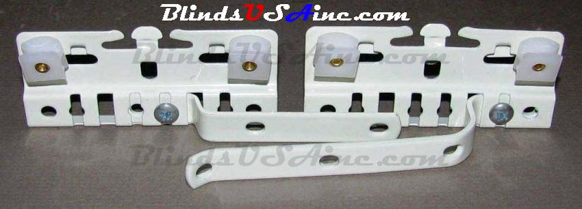 Traverse Rod Amp Curtain Rod Parts And Hardware Blinds Usa Inc